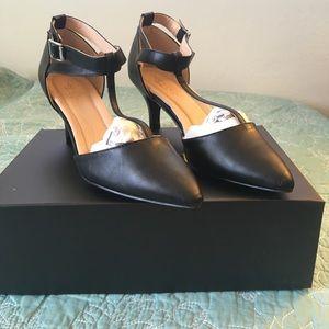 Chase + Chloe Shoes - Black Dress Shoes